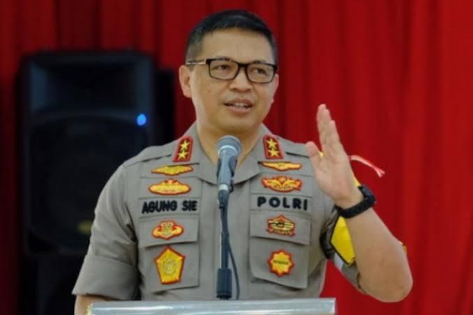 Irjen Pol Agung Setya Imam Efendi Mutasi 17 Perwira dan 1 ASN Lingkungan Polda Riau