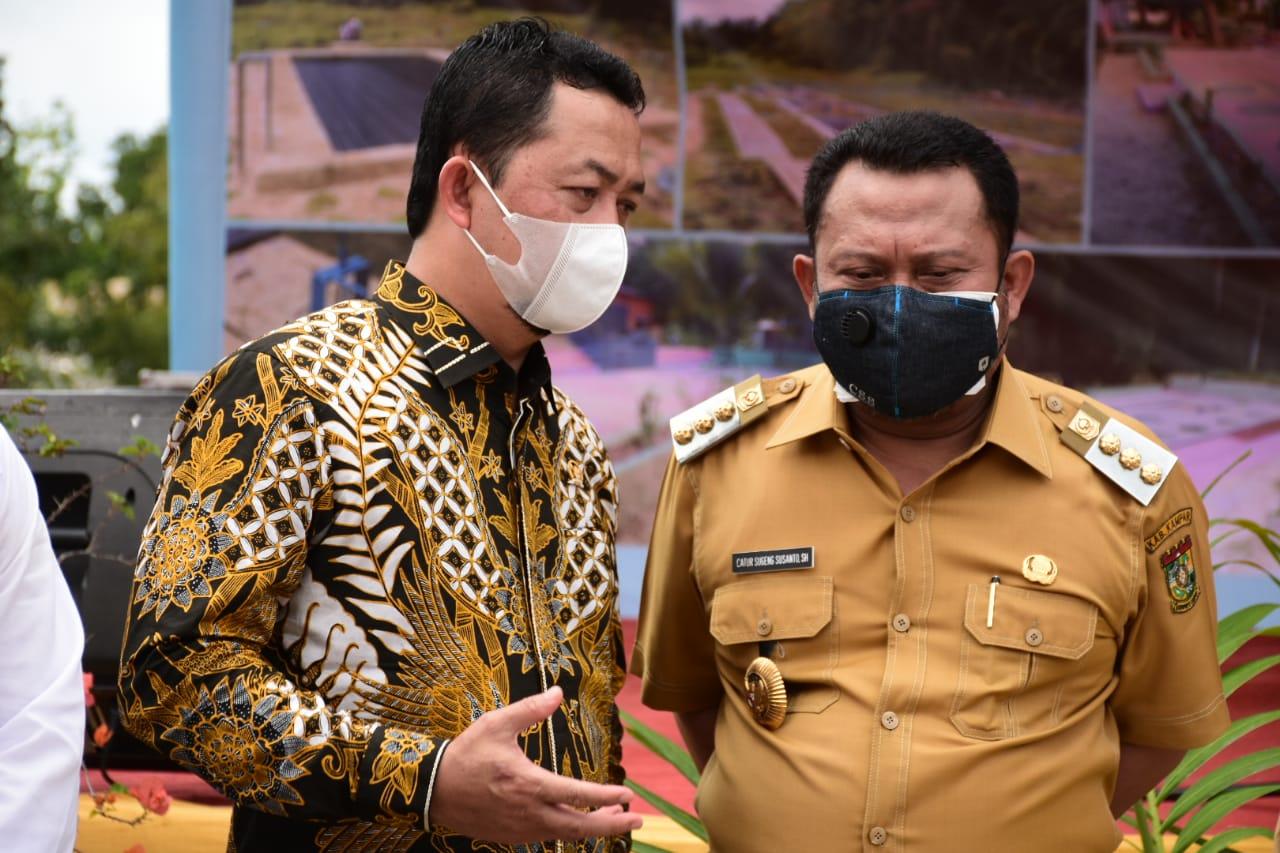 Bantuan IPLT Rp 6,3 Milyar Dari Kementrian PUPR Untuk Kabupaten Kampar, Kepala BPPW : Kampar Sedikit