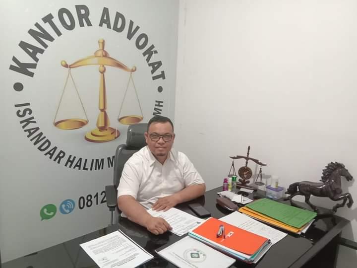 Iskandar : Mahkamah Agung RI dan Komisi Yudisial RI Tinjau Penangguhan Tahanan Di PN Bangkinang