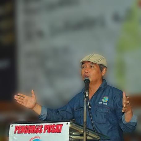 Ketum IWO : Kawal Kasus Pembunuhan Wartawan Sumut