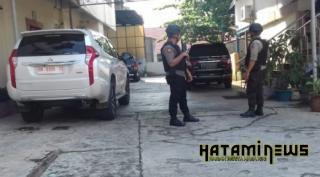 Rumah DH di Tanjung datuk Digrebek KPK