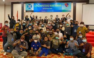 UKW Dewan Pers Di Riau, LSPR Datangkan Penguji Profesional dan Proposional