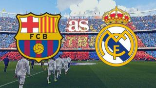Big Match. FC Barcelona dan Real Madrid Sama-sama ingin Pimpin Klasmen