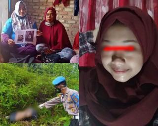 Intan Mengenaskan, Siswi SMP Dinyatakan Hilang Dan Ditemukan Tak Bernyawa