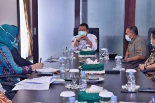 Bupati Kampar Sambut Kunjungan Tanoto Foundation, Tingkatkan Kualitas Pendidikan